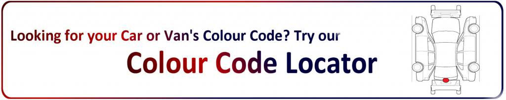 How to find your Peugeot colour code.