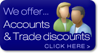 We offer accounts & discounts