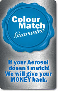 Colour match guarantee click here!