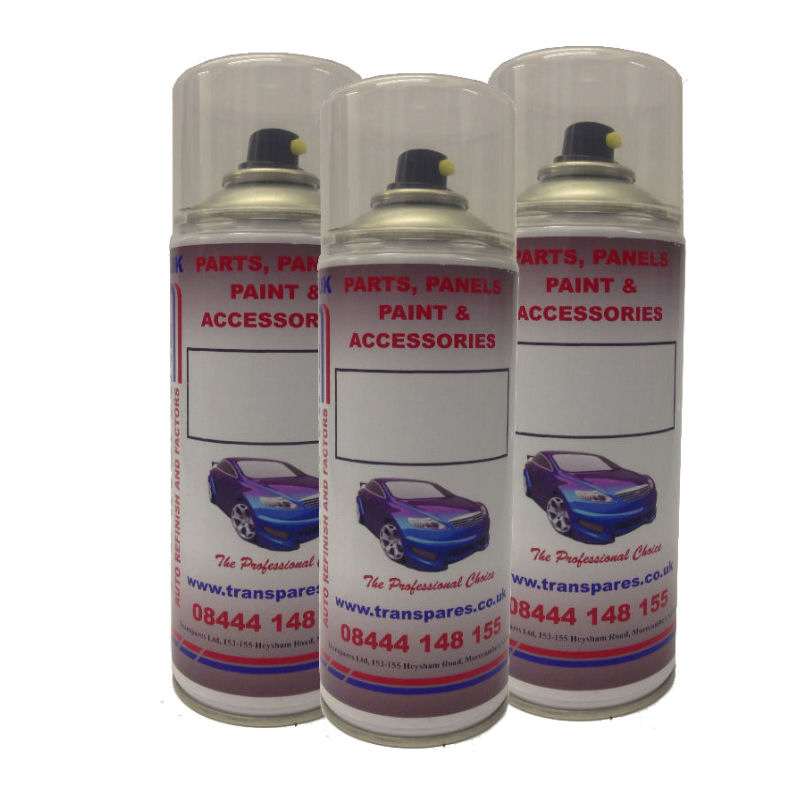 Exact Car & Van Colour Aerosols Touch up paints