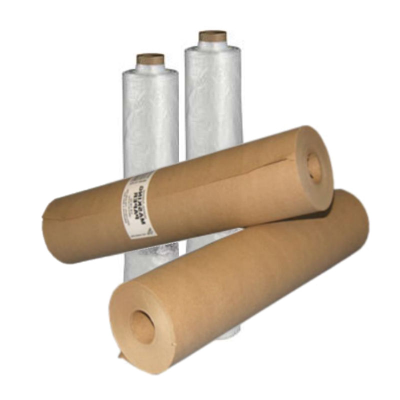Paper And Plastic Sheeting