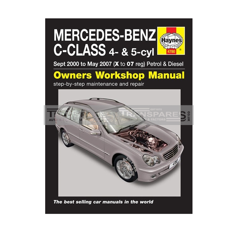 Mercedes-Benz C Class Haynes Manual