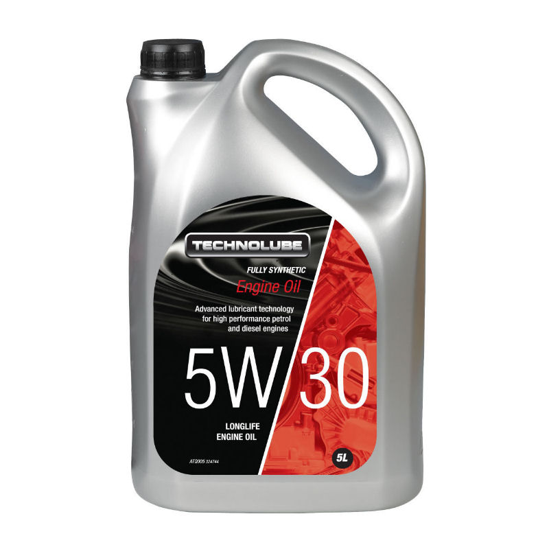 Technolube 5W30 Fully Synthetic 5L