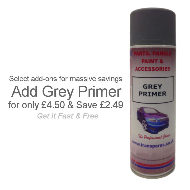 Citroen Exact Colour Match Aerosol Kit (Choose Your Colour Code)