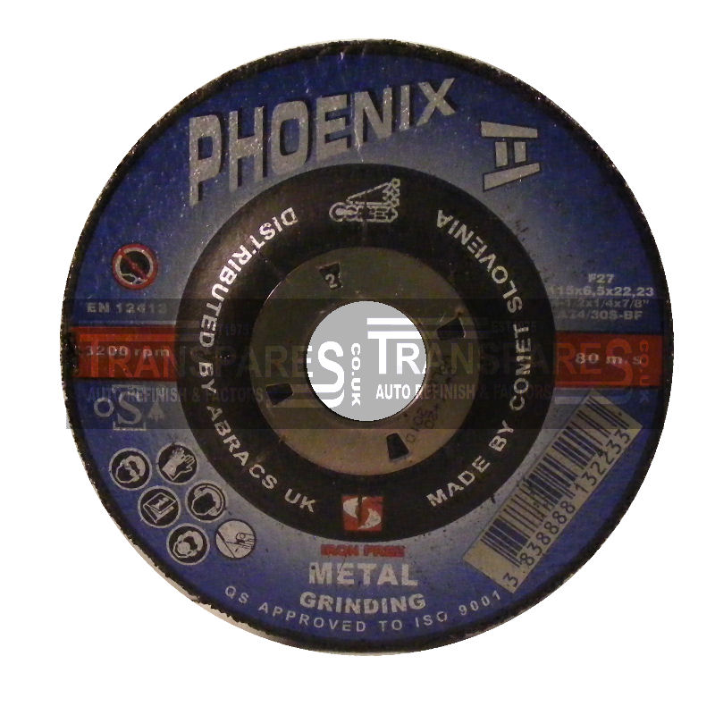 4.5 Inch Grinding Disc