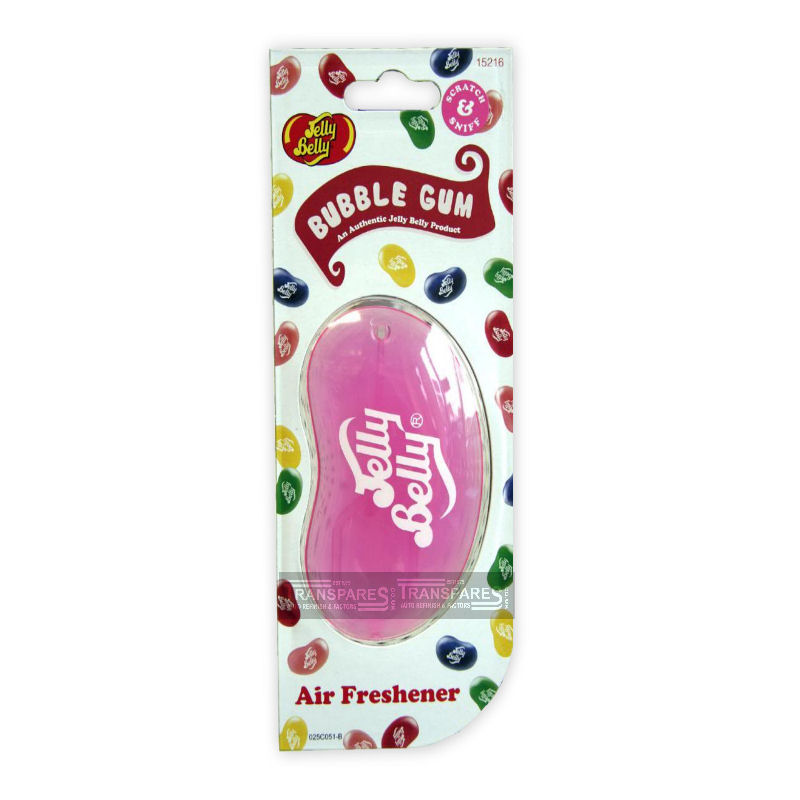 3D Jelly Bely Bubble Gum Air Freshener