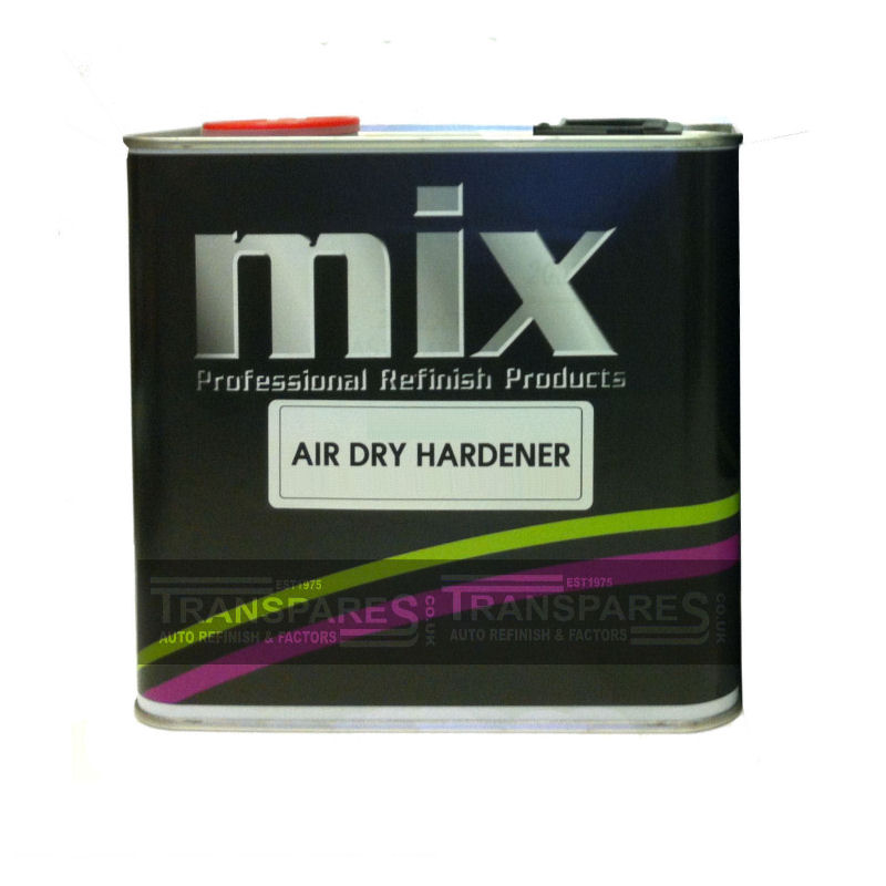 Mix Extra Fast Air Dry Hardener 2.5L