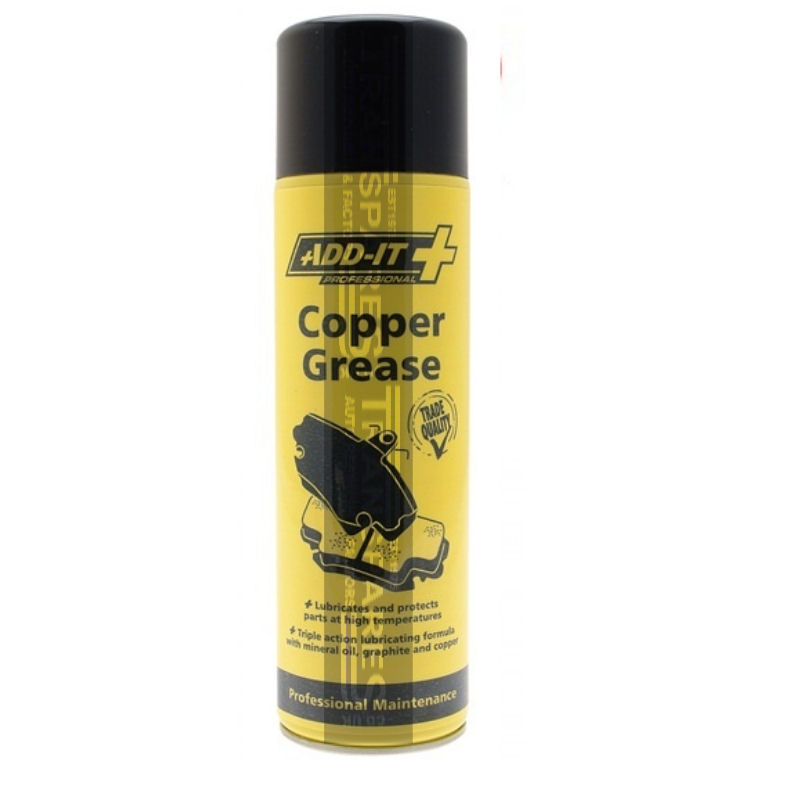 Add It Copper Grease 500ml Aerosol