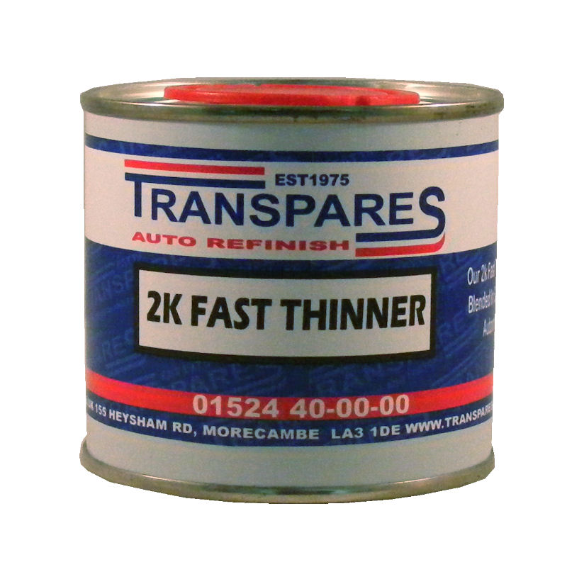 2K Fast Thinner 250ml