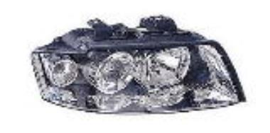 Audi A4 2001-2004 Headlamp Driver Off Side