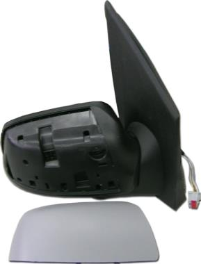 Ford Focus 5 Door Hatchback 2005-2007 Driver Off Side Door Mirror
