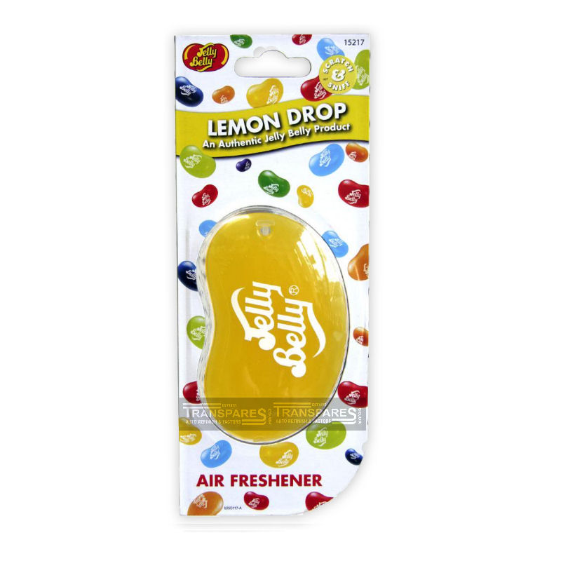 3D Jelly Bely Lemon Drop Air Freshener