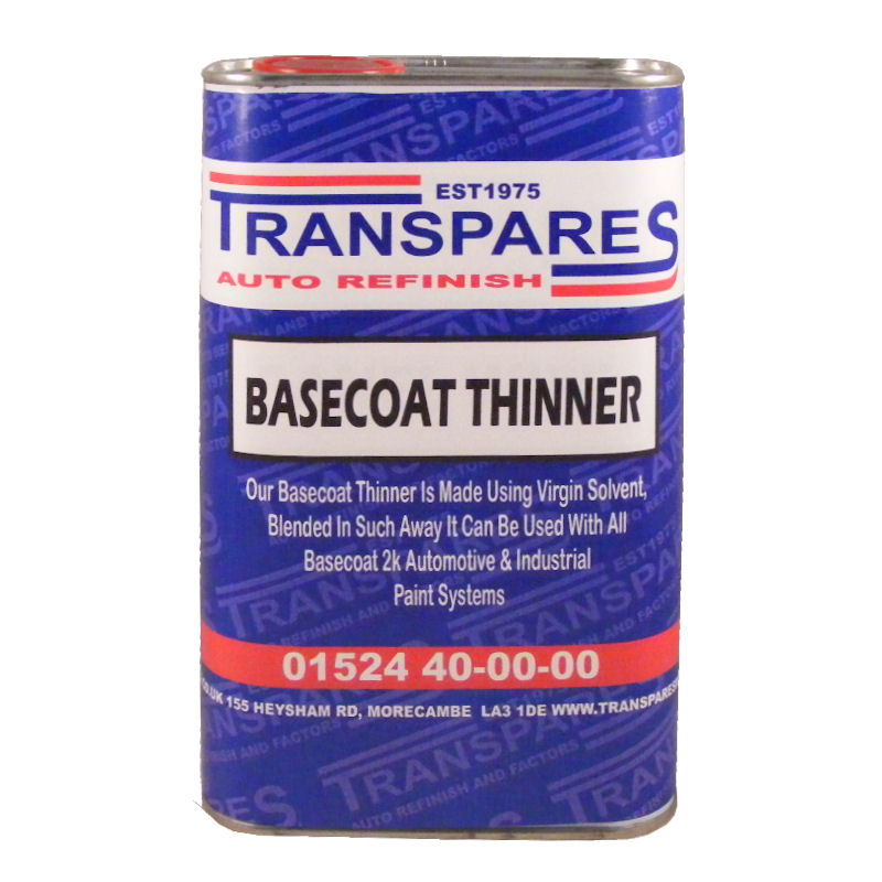 Basecoat Thinner 1L