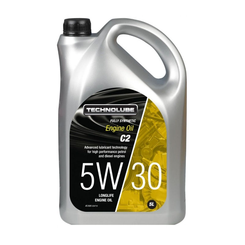 Technolube 5W30 Fully Synthetic C2 5L