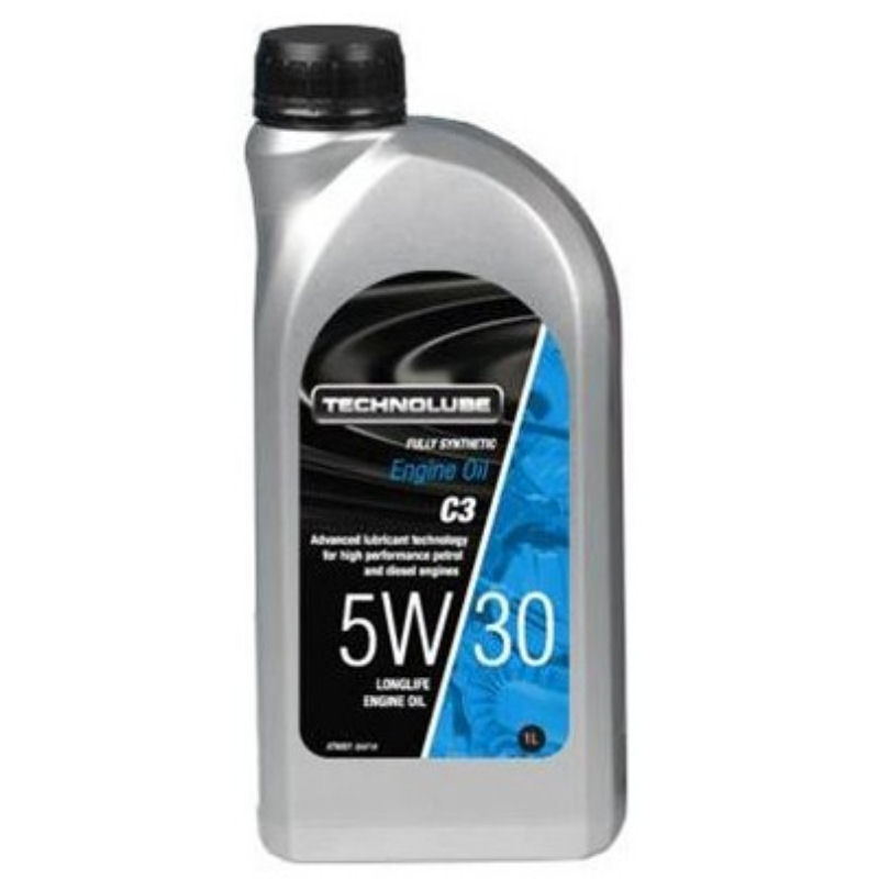 Technolube 5W30 Fully Synthetic C3 1L