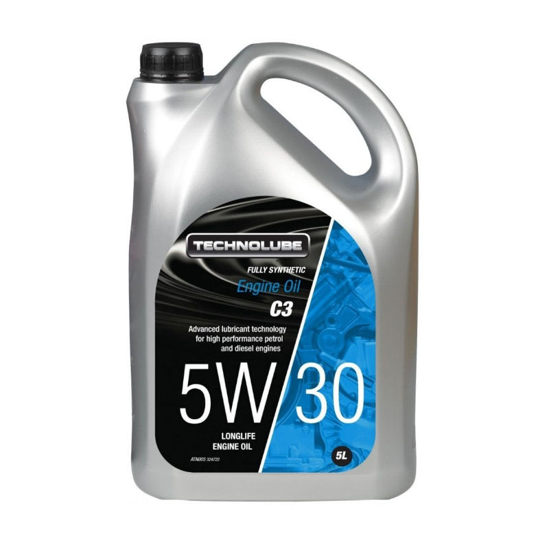Technolube 5W30 Fully Synthetic C3 5L