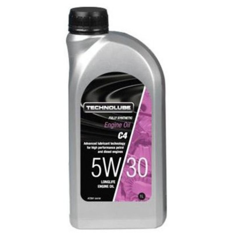 Technolube 5W30 Fully Synthetic C4 1L