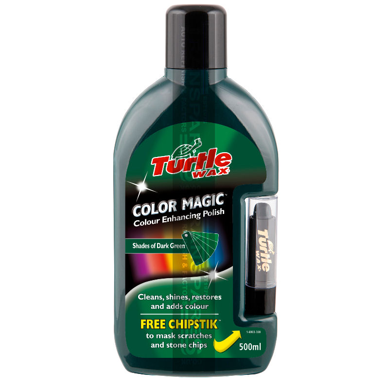 Turtle Wax Color Magic Plus Green