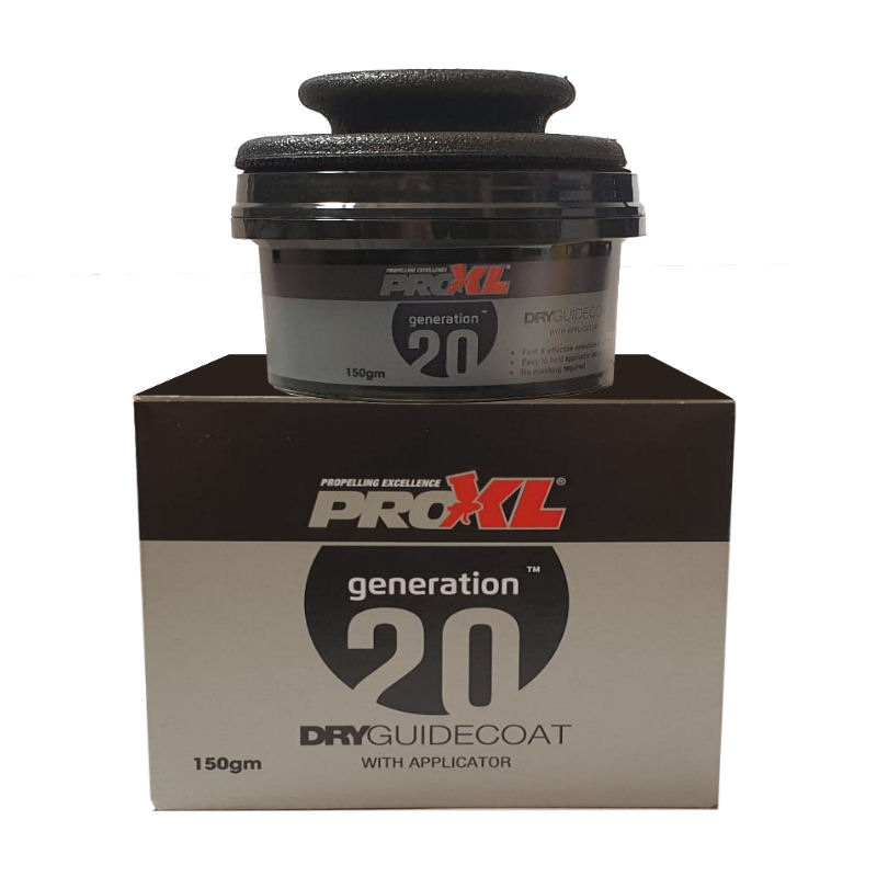 Pro XL Generation 20 Dry Guidecoat.
