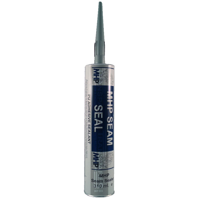 Grey Seam Sealer and Adhesive