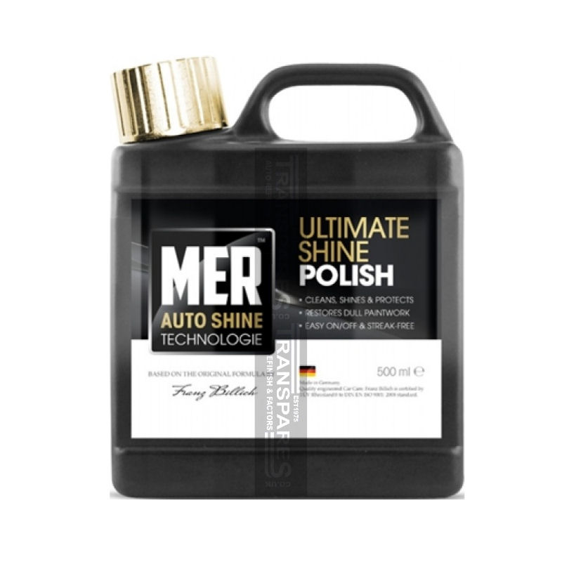 Mer Ulimate Car Polish 500ml