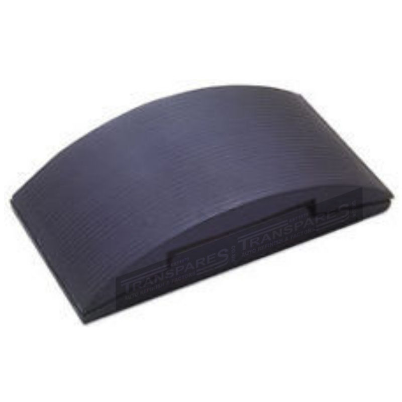 70mm X 125mm Rubber Sanding Block