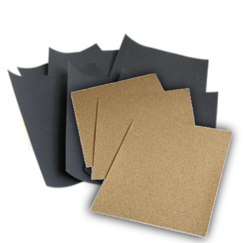 Assorted Wet and Dry Paper