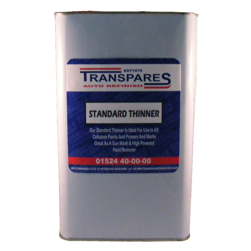 Standard Thinner 5L (Gun Wash)
