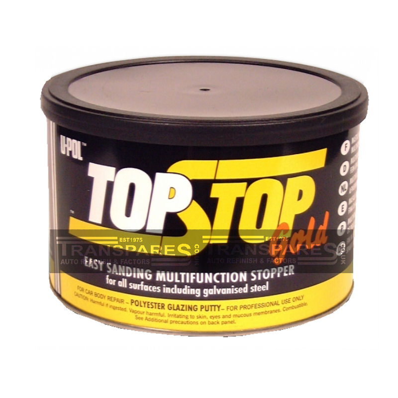 U-POL Top Stop Gold