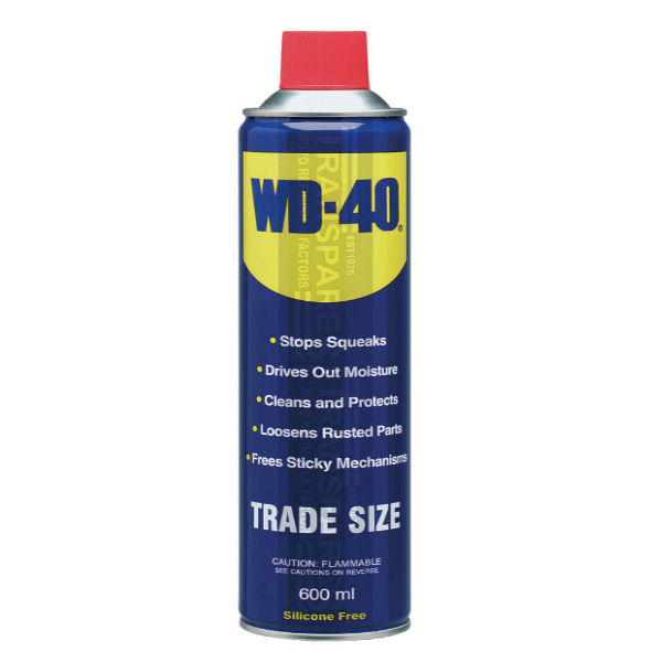 WD-40 600ml Aerosol maintenance spray