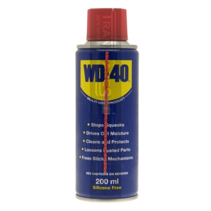 WD-40 200ml Aerosol maintenance spray